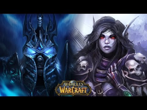 How Sylvanas Reacted to Arthas' Death - World of Warcraft