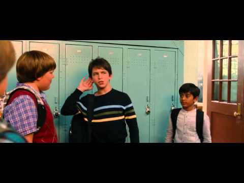 diary of a wimpy kid 2 rodrick rules invisible chirag joke