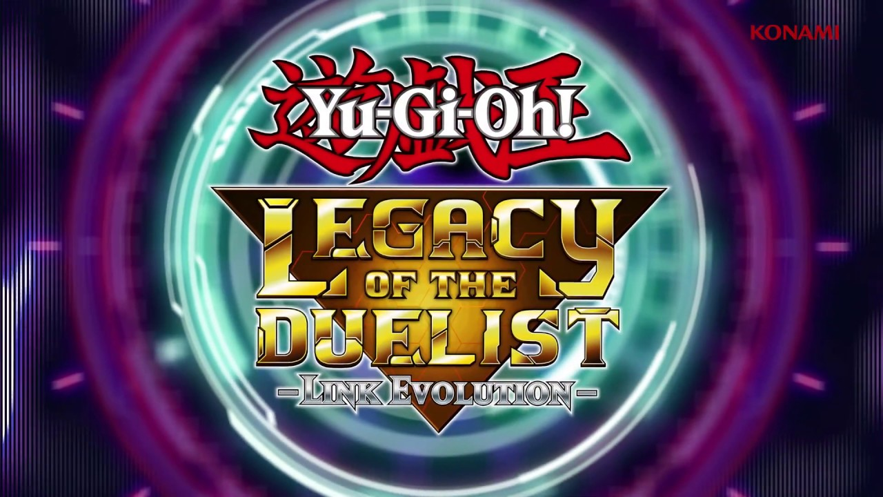 Yu-Gi-Oh! Legacy Of The Duelist Arrives On Switch This
