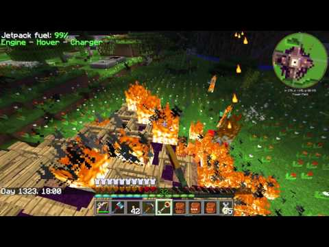 FTB Infinity Evolved Expert E42 - Division and Crystal Growth