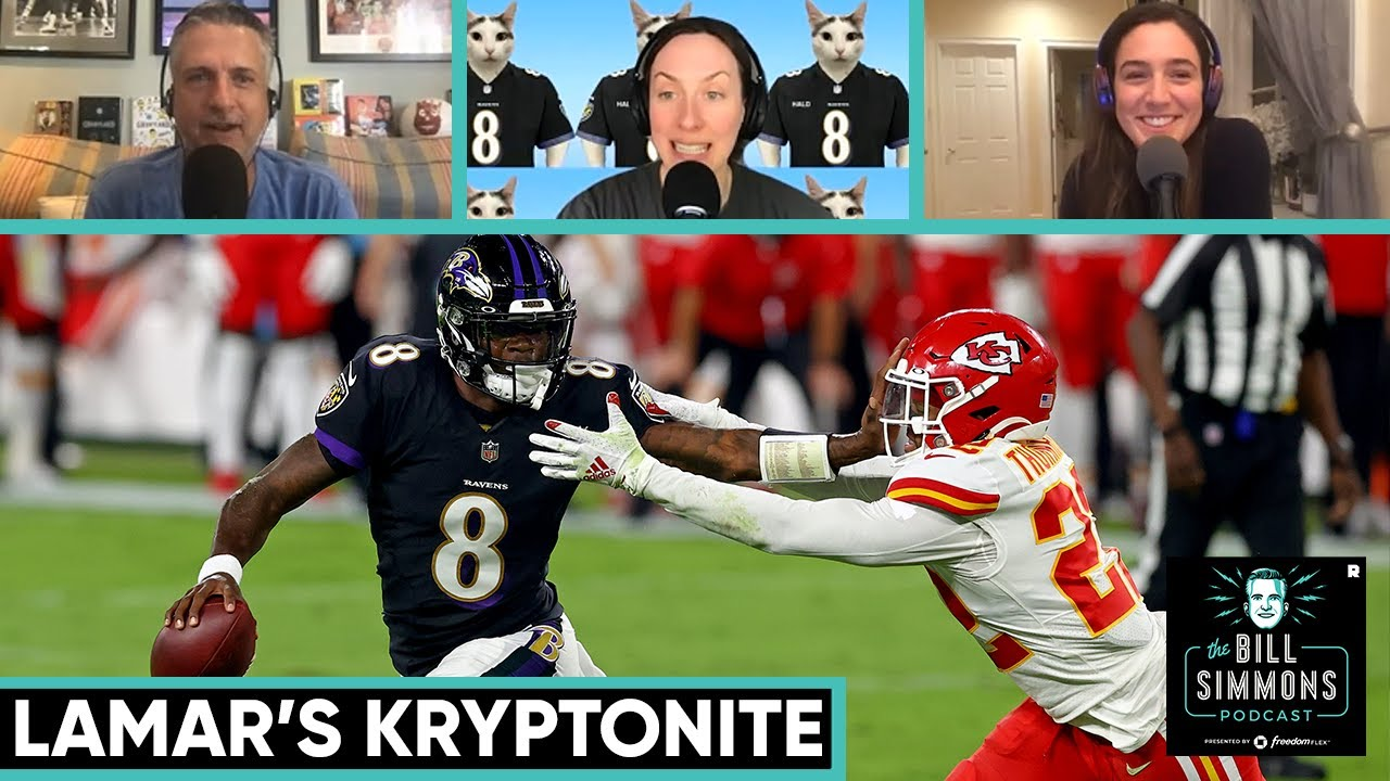 Download Lamar's Kryptonite and Sleeper Playoff Teams | The Bill Simmons Podcast