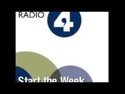 BBC Radio 4 STW: Hari Kunzru, James Robertson, e Rogers vesves Adam Broomberg 17th 2017