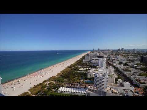 Setai Penthouse Miami Beach x Lifestyle Production Group