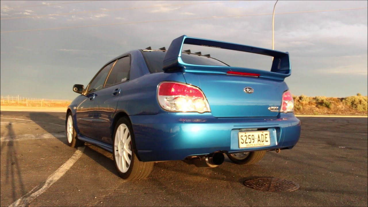 invidia n1 turboback exhaust 2006