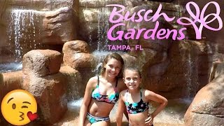 😍 ADVENTURE ISLAND WATERPARK VLOG!! 😍 SECRET SISTER TALK