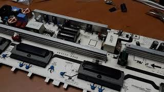 삼성TV 전원작동무 이렇게 수리한다  LN40B530P…
