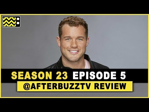 The Bachelor Season 23 Episode 5 Review & After Show