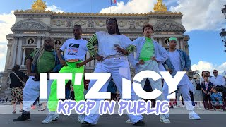 [KPOP IN PUBLIC PARIS] ITZY (있지) - ICY (아이씨) Dance cover By The Hive Dance Crew
