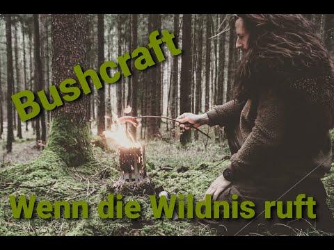 Wenn die Wildnis ruft | Bushcraft | lonely camping | Bushbox cooking