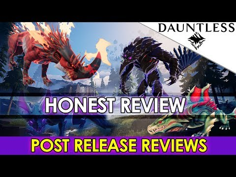 Dauntless  - One Month Later (Post Release) Honest Review