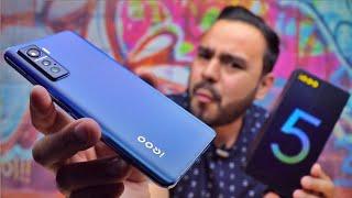 VIVO IQOO 5 5G Snapdragon 865 e Tela 120hz - QUE MÁQUINA INCRÍVEL !