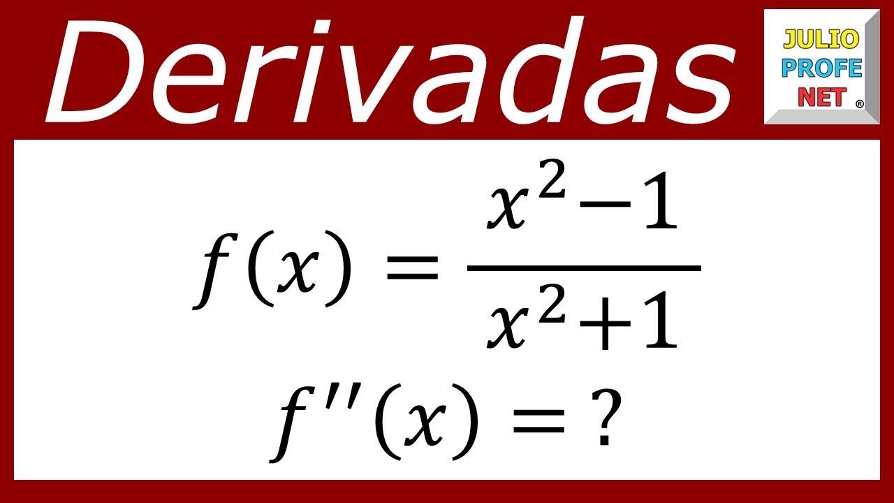 Download DERIVADAS DE ORDEN SUPERIOR - Ejercicio 2