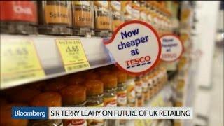 Tesco Outlook Helped by Customer Focus: Leahy