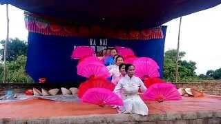 Múa Việt Nam quê hương tôi của hội người cao tuổi