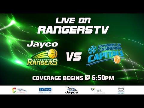 Jayco Rangers vs. Canberra Capitals