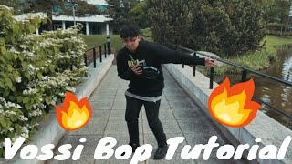 How To Do The Vossi Bop Dance Challenge by Stormzy (Simple & Easy Tutorial)