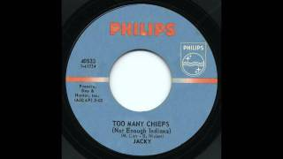 Jacky (Jackie Lee) - Too Many Chiefs (Not Enough Indians)