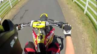 Suzuki Rmz 450 First Ride