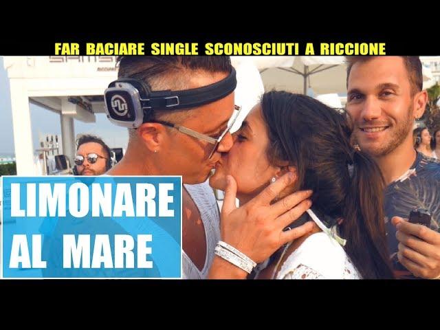 FAR BACIARE Single Sconosciuti a RICCIONE - Rimorchiare con Successo - Giacomo Hawkman