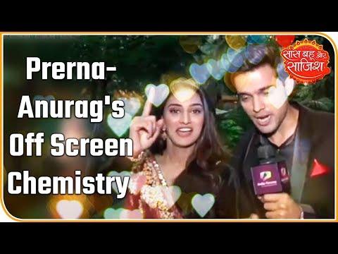 Kasauti Zindagi Kay 2: Prerna, Anurag and Nivedita's off screen chemistry is hilarious