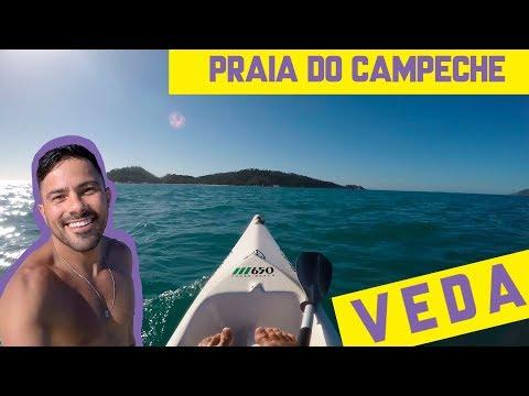 VEDA #11 - Descobrindo Santa Catarina: Ilha do Campeche | DOUG PELO MUNDO