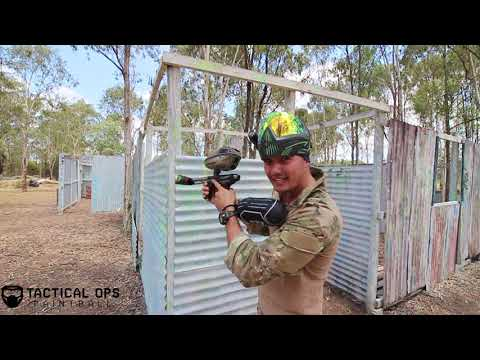 How to become a better paintballer  - CQB TIPs
