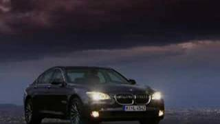 2009 BMW 7 Series F01 Exterior Lighting