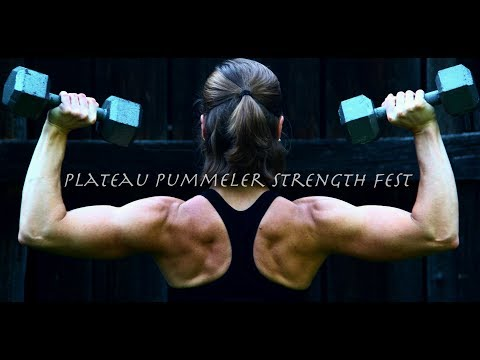 Plateau Busting Strength Workout