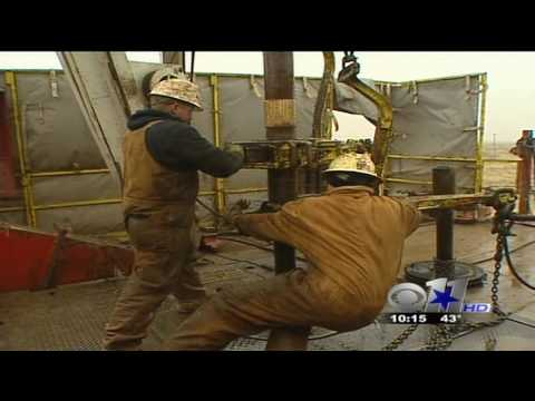 Midland Oil Boom on Dallas News (Feb 2008)
