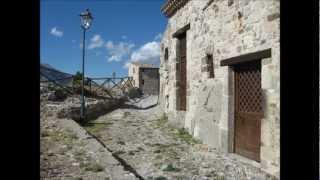 Gessopalena, il vecchio borgo.