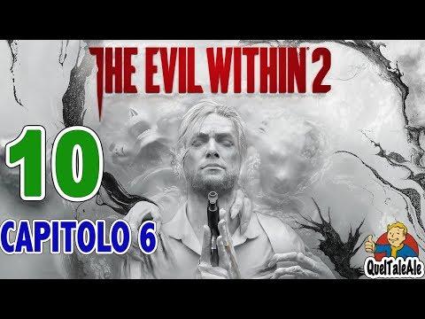 The Evil Within 2 - Gameplay ITA - Walkthrough #10 - [Capitolo 6] - Pistola silenziata e Pompazza+
