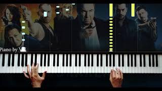 Konser Piyanisti - Arka Sokaklar Jenerik çalarsa :)