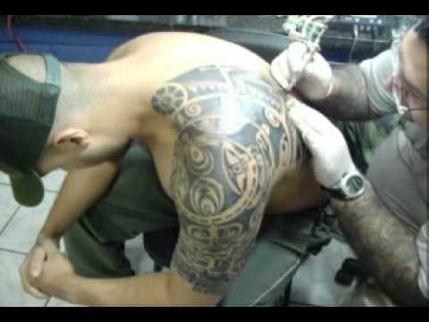 Maori the rock tattoo youtube altavistaventures Gallery