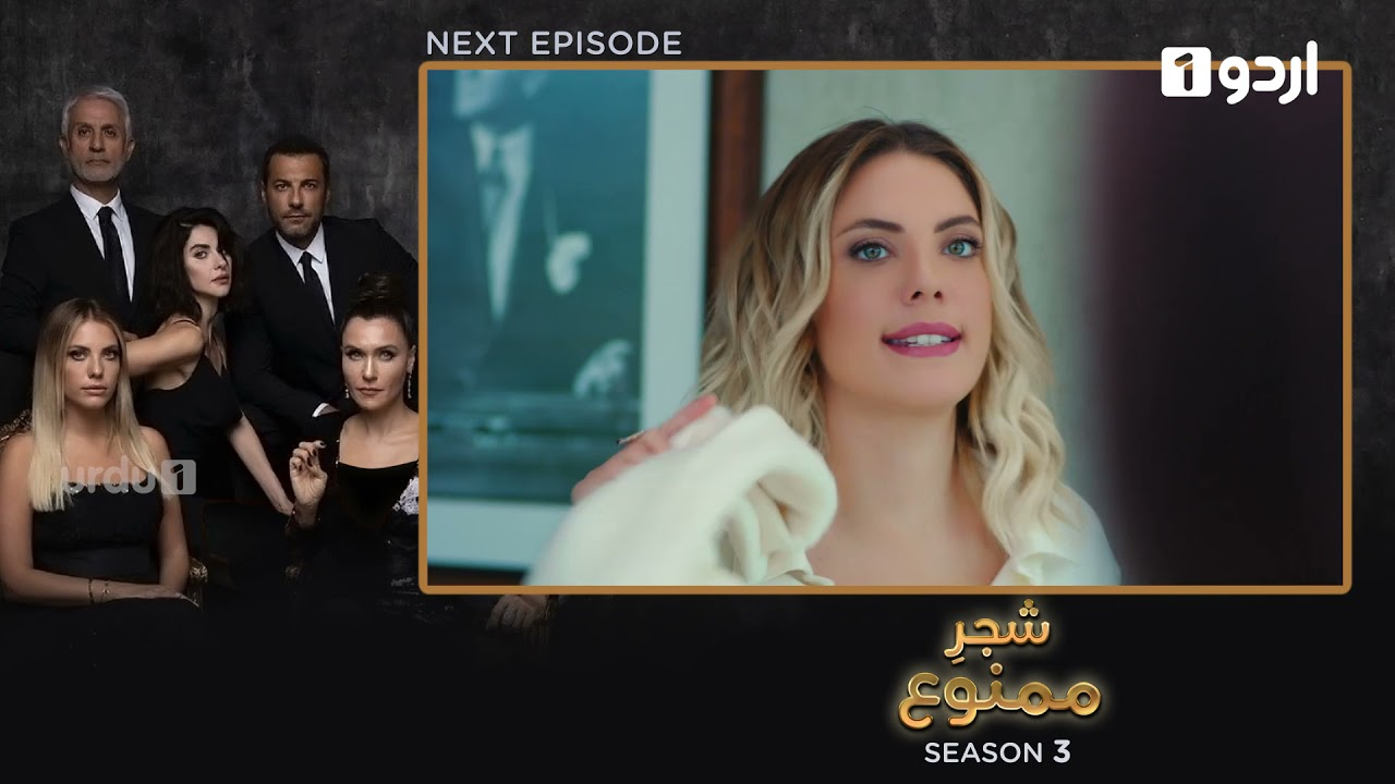 Shajar-e-Mamnu | Episode 208 Teaser |Turkish Drama| Forbidden Fruit |Urdu Dubbing| 24 September 2021
