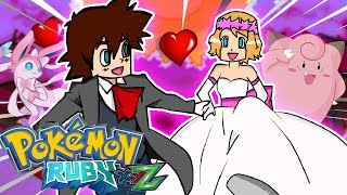 Minecraft: VOU ME CASAR COM A SERENA ?!? - Pokemon Ruby (Pokémon XYZ) #226 ‹ Goten ›
