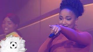 Simmy Performs 'Ngiyesaba' - Massive Music   Channel O