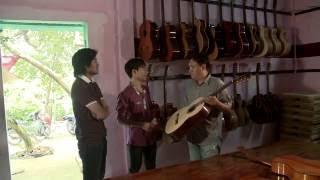 Cùng trải nhiệm đàn guitar!