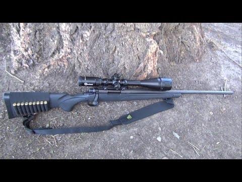 First Shots: Remington 700 ADL .308 Win. Rifle (HD)