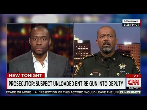 "Sheriff Clarke on ""Black Lives Matter"": ""It's a vile vulgar slimy movement"""