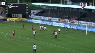 Highlights: SCR Altach Amateure vs. FC Hard