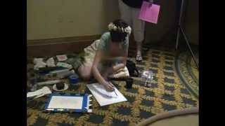 Introduction to Watercolor - Mechacon 2014 Panel
