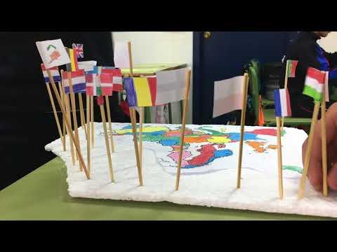ARTS. Banderas de Europa