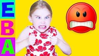 Какие бывают эмоции? Учимся играя. Обучающее видео для детей про эмоции человека.