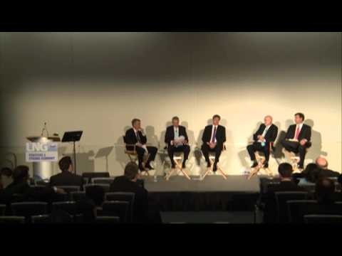 LNG in BC 2014: Financing LNG