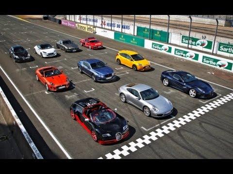Pour les 90ans des 24Heures du Mans, à L