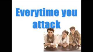 WORLD WAR III - Jonas Brothers - FULL Song/Lyrics ON-Screen/HQ