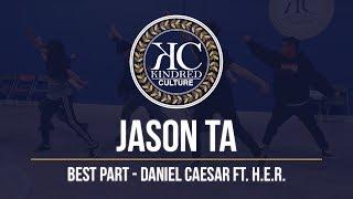 kindred dance club jason ta best part daniel caesar ft her