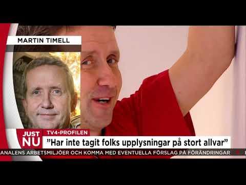 Tv4 krismote metoo anklagelserna lulucarter martin timell