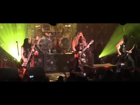 Black Label Society tour with The Black Dahlia Murder and Alien Weaponry..!