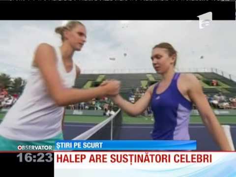 Simona Halep, în semifinalele la Indian Wells